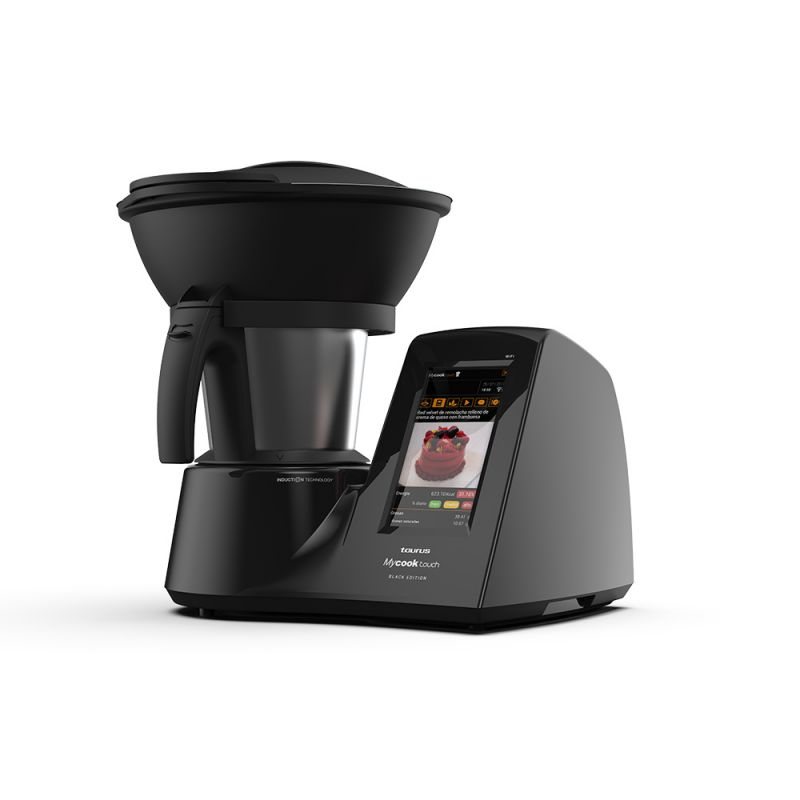 Robot Cocina Taurus Mycook Touch Black Edition