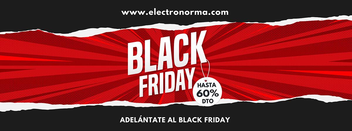 Black Friday Hasta 60% DTO