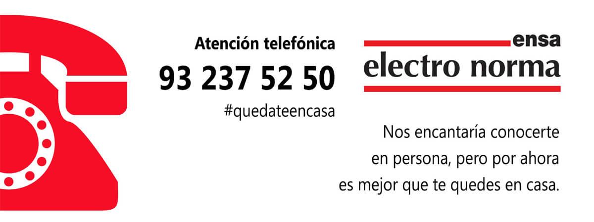 Atención Telefónica - 93 237 52 50