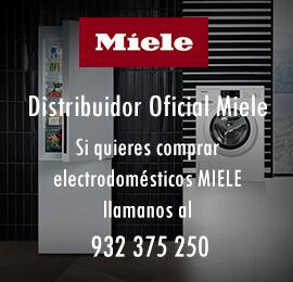 Distribuidor Oficial Miele